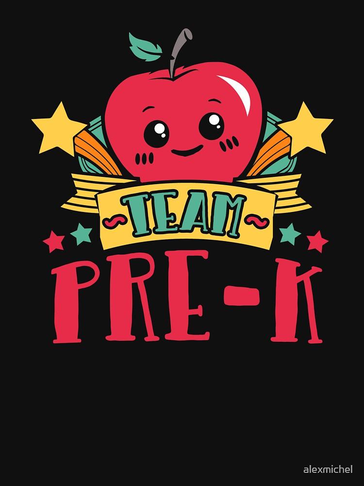 Team Pre-K teacher - funny teacher by alexmichel