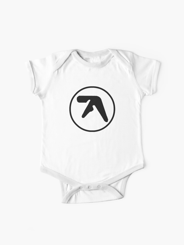Aphex Twin Black Short Sleeve T-shirt