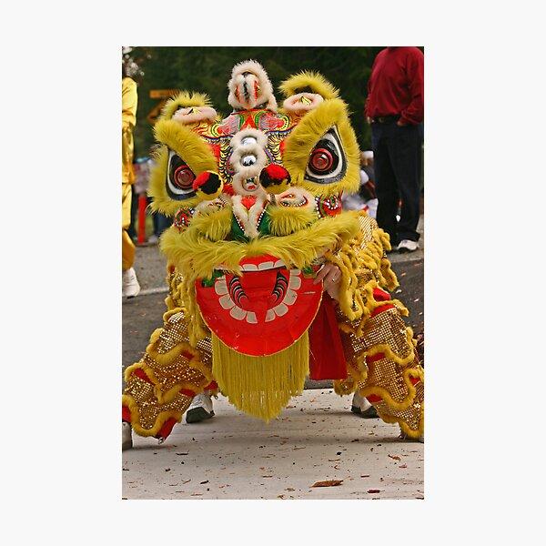 Chinese Dragon, Salmon Days Parade, 2005 Photographic Print