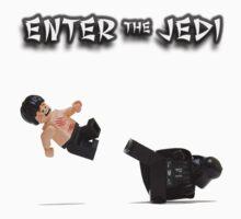 Enter the Jedi