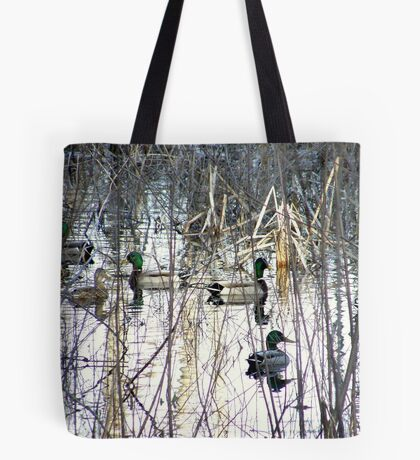 Birds Of A Feather... Tote Bag