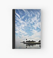 Awesome clouds Hardcover Journal
