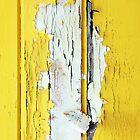 Yellow Paint by Karen Tregoning