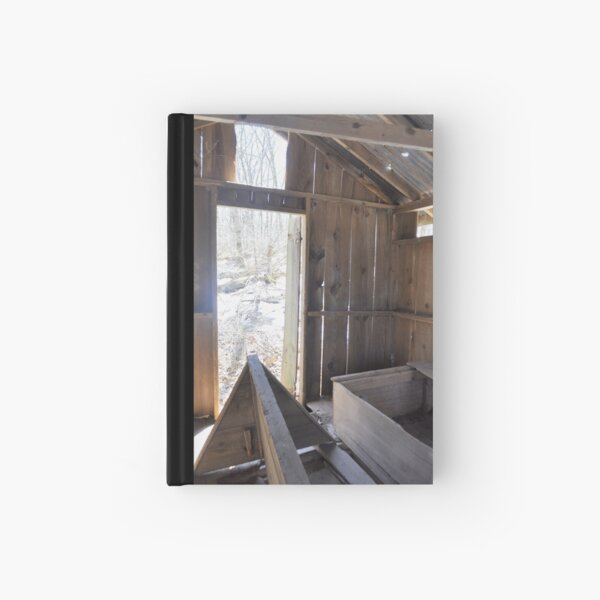Inside Looking Out - Mt. Gretna, PA Hardcover Journal