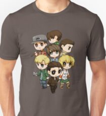 Protagonists of Silent Hill Unisex T-Shirt