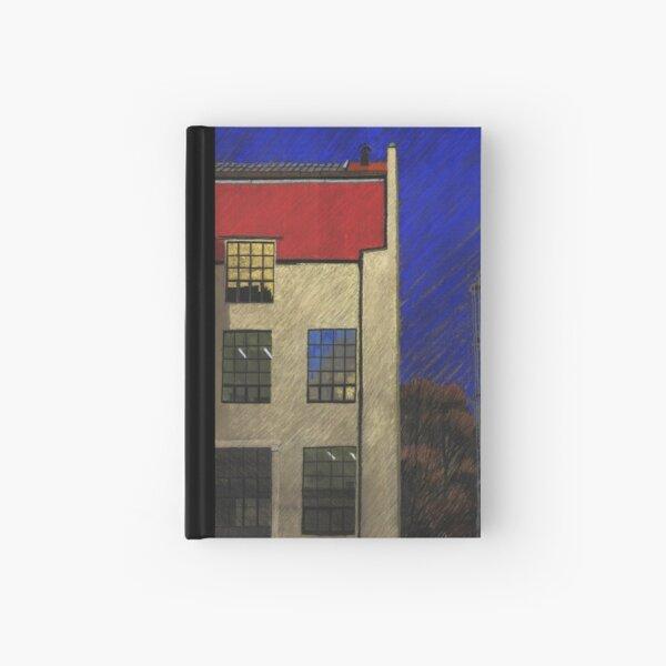 Bauhaus-Uni Weimar in Germany Hardcover Journal