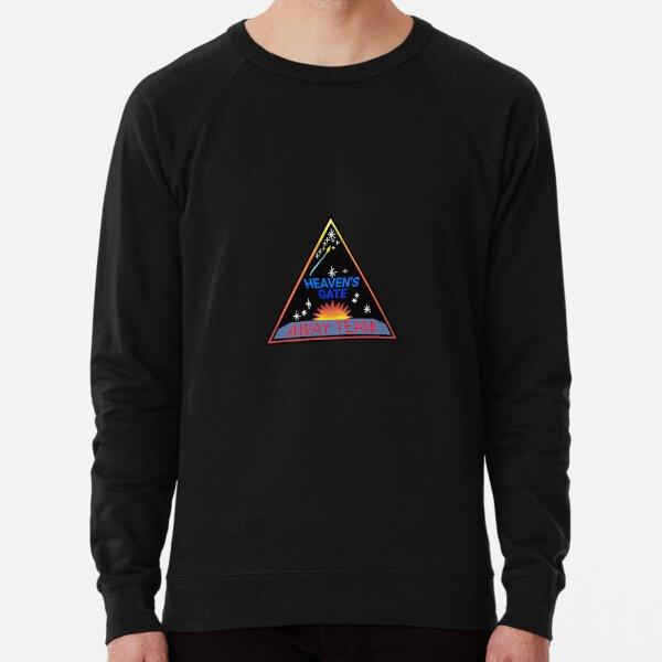 Heaven's Gate Away Team Cult Badge Lightweight Sweatshirt