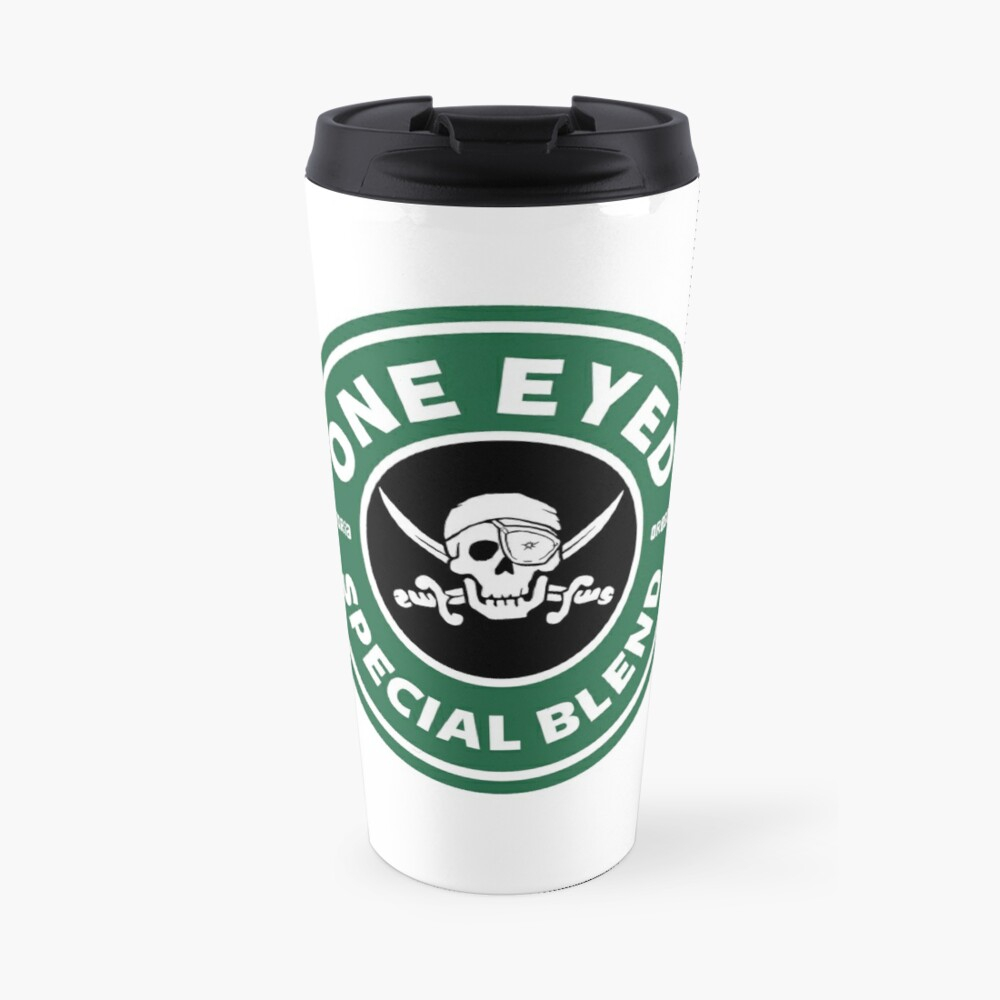 The Goonies One Eyed Willy Special Blend Coffee Travel Mug