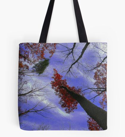 The View Above 3 Tote Bag
