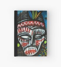Angry Hardcover Journal
