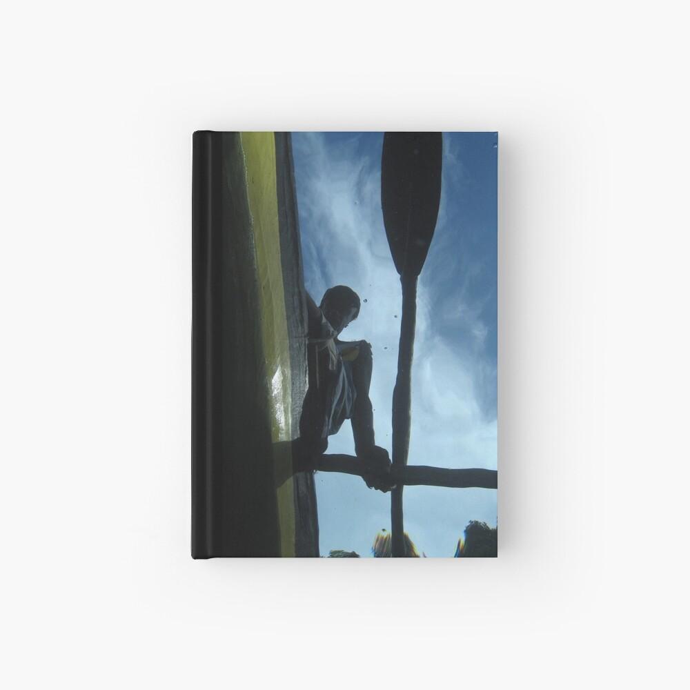 Kanu Man Hardcover Journal