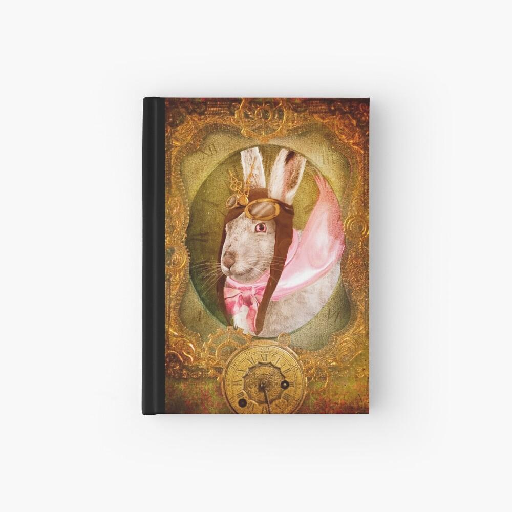 The White Rabbit Hardcover Journal