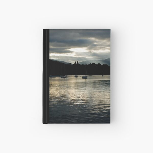 Light breaking - Lake District Hardcover Journal
