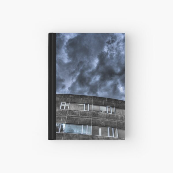 Storm at the Office Hardcover Journal