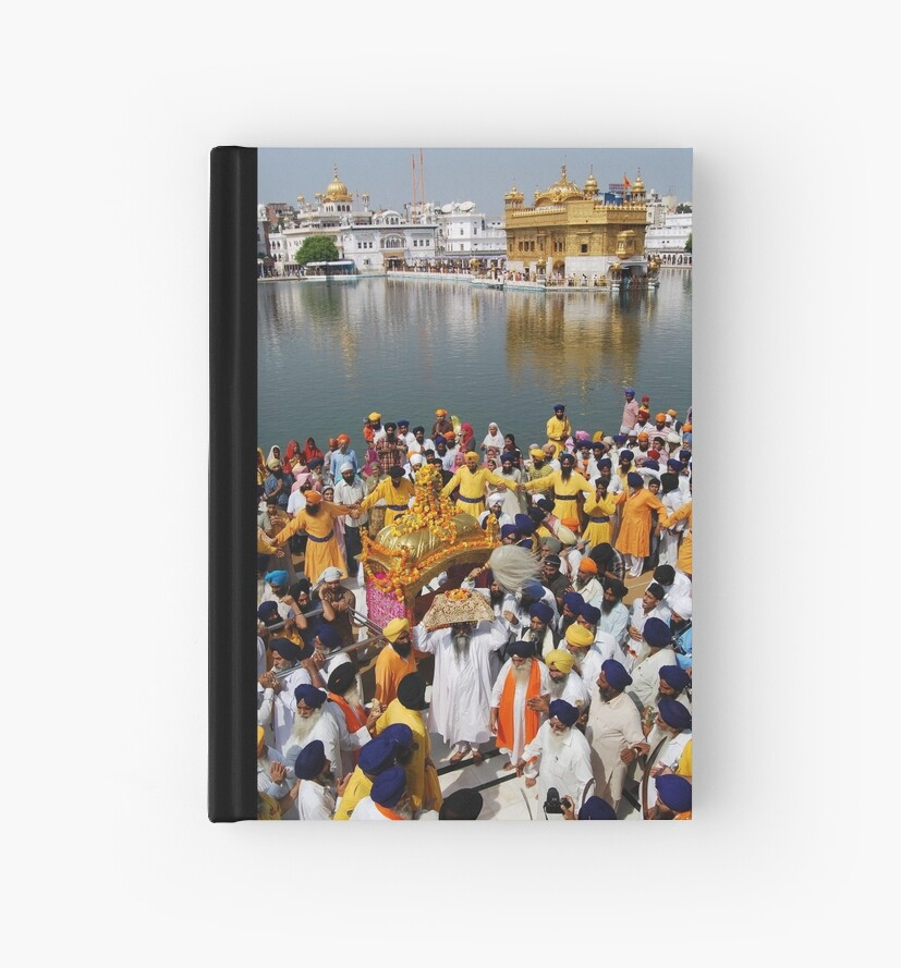 Quot Holy Sri Guru Granth Sahib Ji Quot Hardcover Journals By