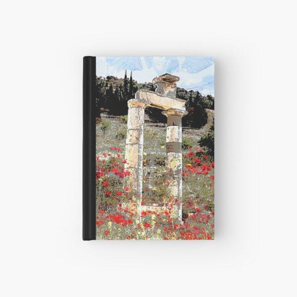 Ruin at Ephesas Hardcover Journal