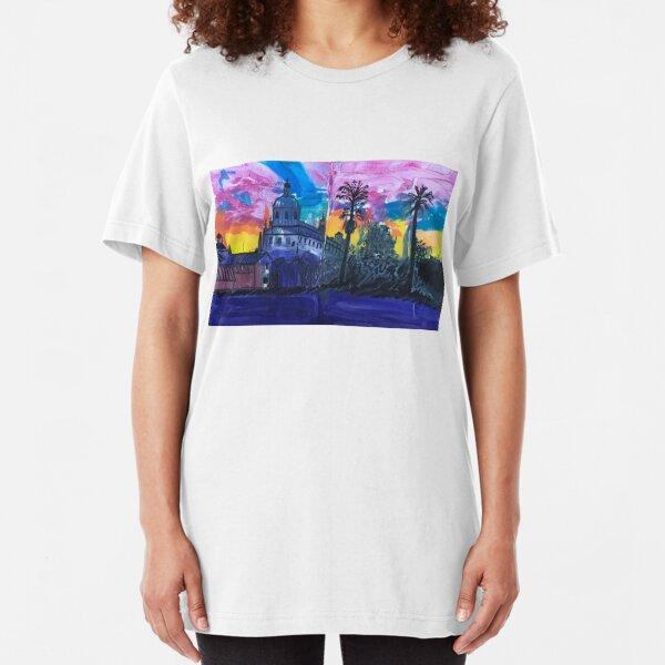 Pasadena City Hall Slim Fit T-Shirt