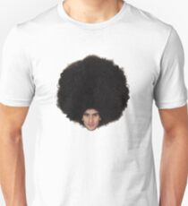 The Epic Afro of Marouane Fellaini Unisex T-Shirt
