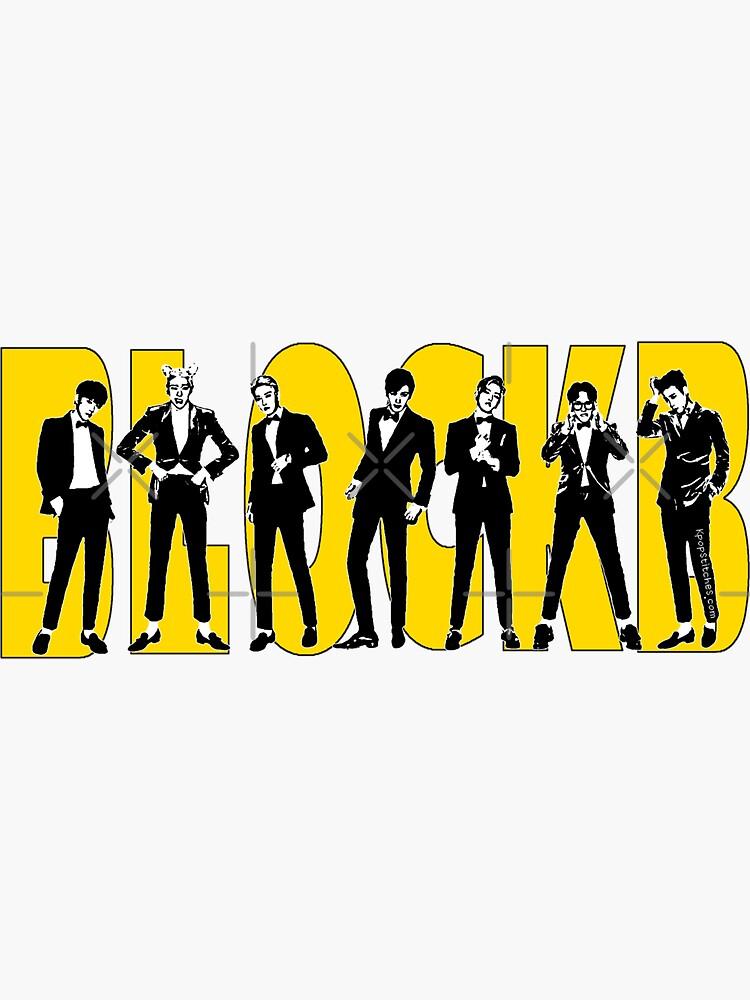 Block B Very Good group by dubukat