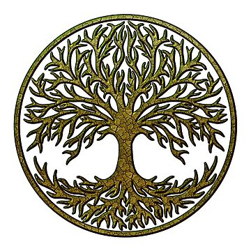 Yggdrasil, Celtic Tree of Life, tree of life by nitty-gritty