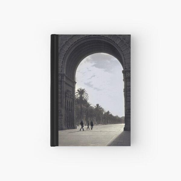 The Gate  Hardcover Journal