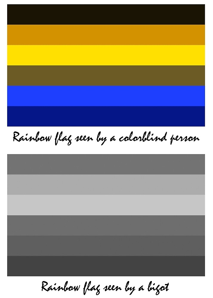 Rainbow flag by Gianni A. Sarcone