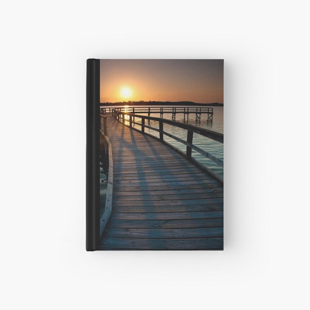 Summer Lake Hardcover Journal