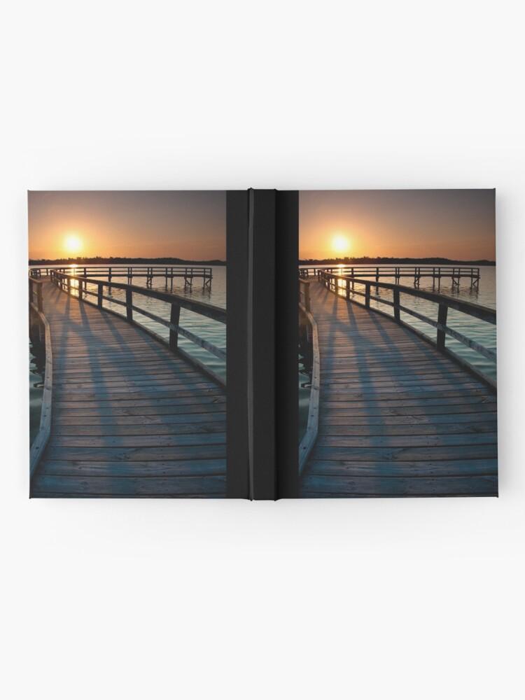 Alternate view of Summer Lake Hardcover Journal