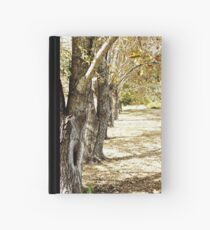 Autumn Trees Hardcover Journal