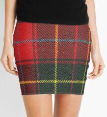 Burnett Tartan Mini Skirt