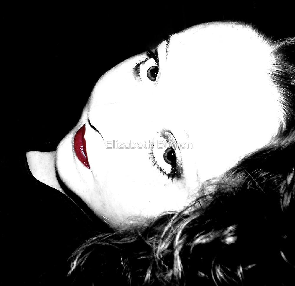 Red Whisper by Elizabeth Burton