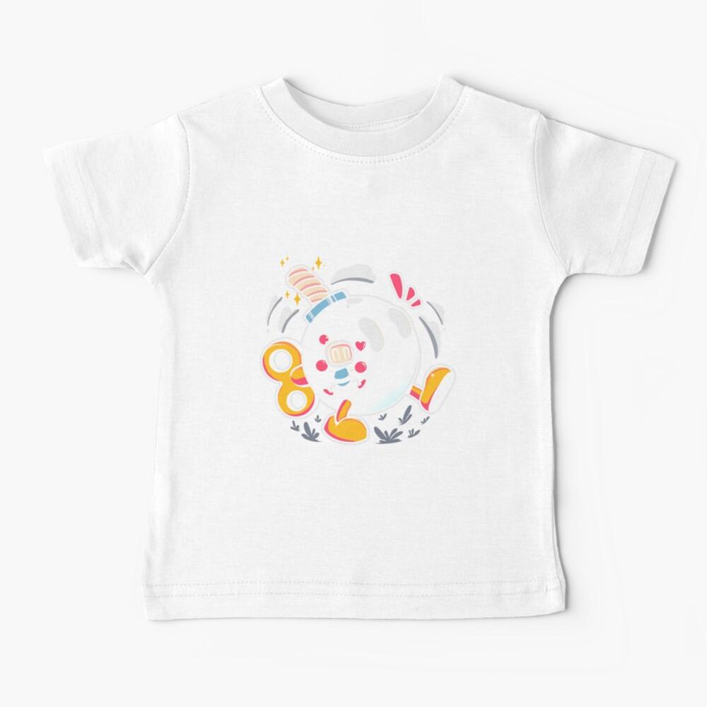 My heart go boom Baby T-Shirt