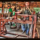Wood Worker by ECH52