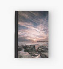 Moolooolaba Sunrise Hardcover Journal