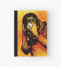 """Leroy Has A """"Moment"""" Hardcover Journal"""