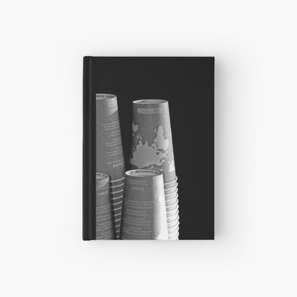 Stacked Hardcover Journal
