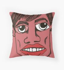 Neighbor's son  Throw Pillow
