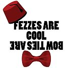 Be Cool by fiveishfangirls