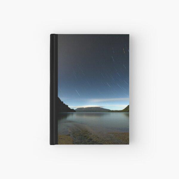 Stars Above  Hardcover Journal