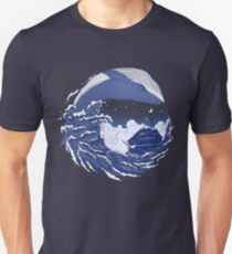 The great whale  Unisex T-Shirt