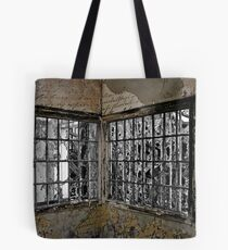 The Writings On The Wall Tote Bag