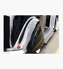 Fender Skirts Photographic Print