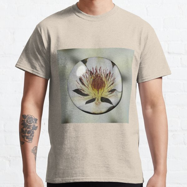 Clematis Henryi in a Bubble Classic T-Shirt
