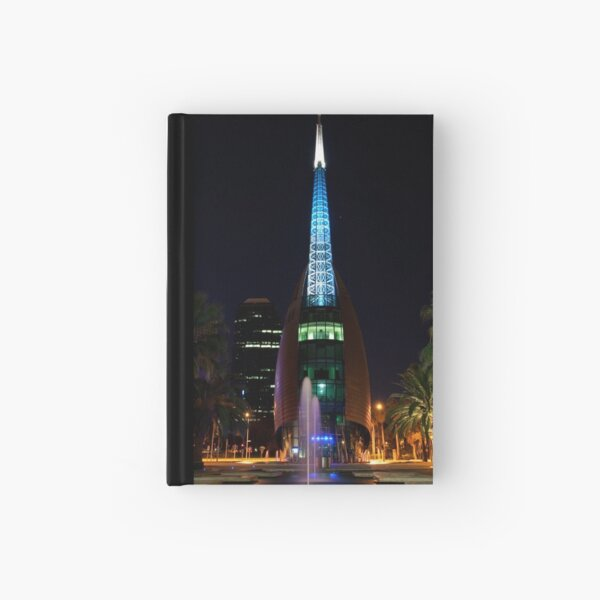 Night-time Bells Hardcover Journal