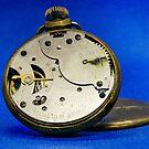 Pocket Watch by Ken Humphreys