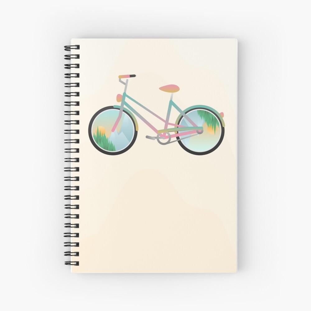 Pimp my bike Spiral Notebook