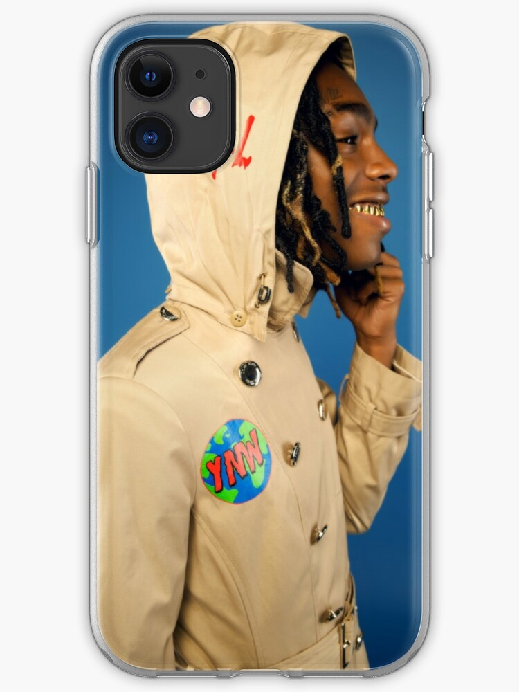 Ynw Melly Iphone Case By Thegravhouse