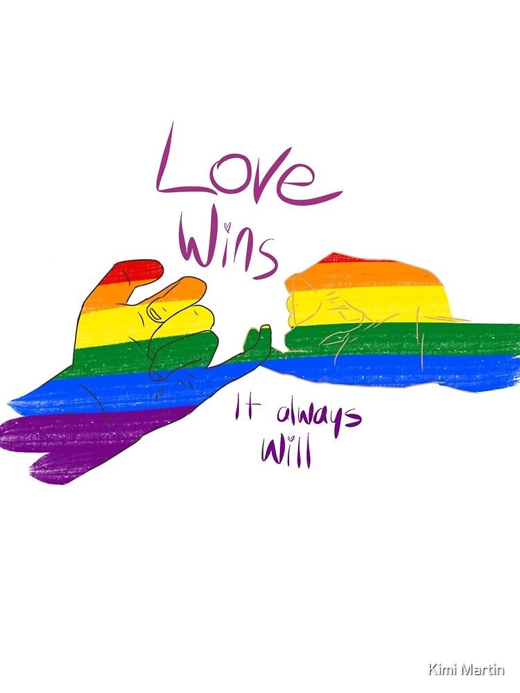 Love Wins by Kimi Martin