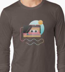 Summer Rhythm Long Sleeve T-Shirt