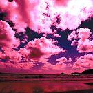Fairy Floss Sky by Sarah Howarth [ Photography ]